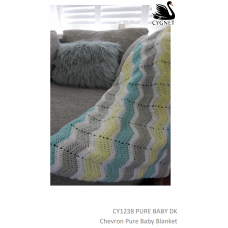 Chevron Pure Baby Blanket