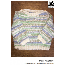 Lichen Sweater